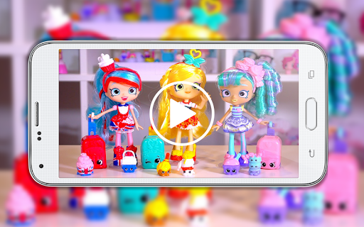 Top Shopkins Toys Video Collection 1.0.0 screenshots 3