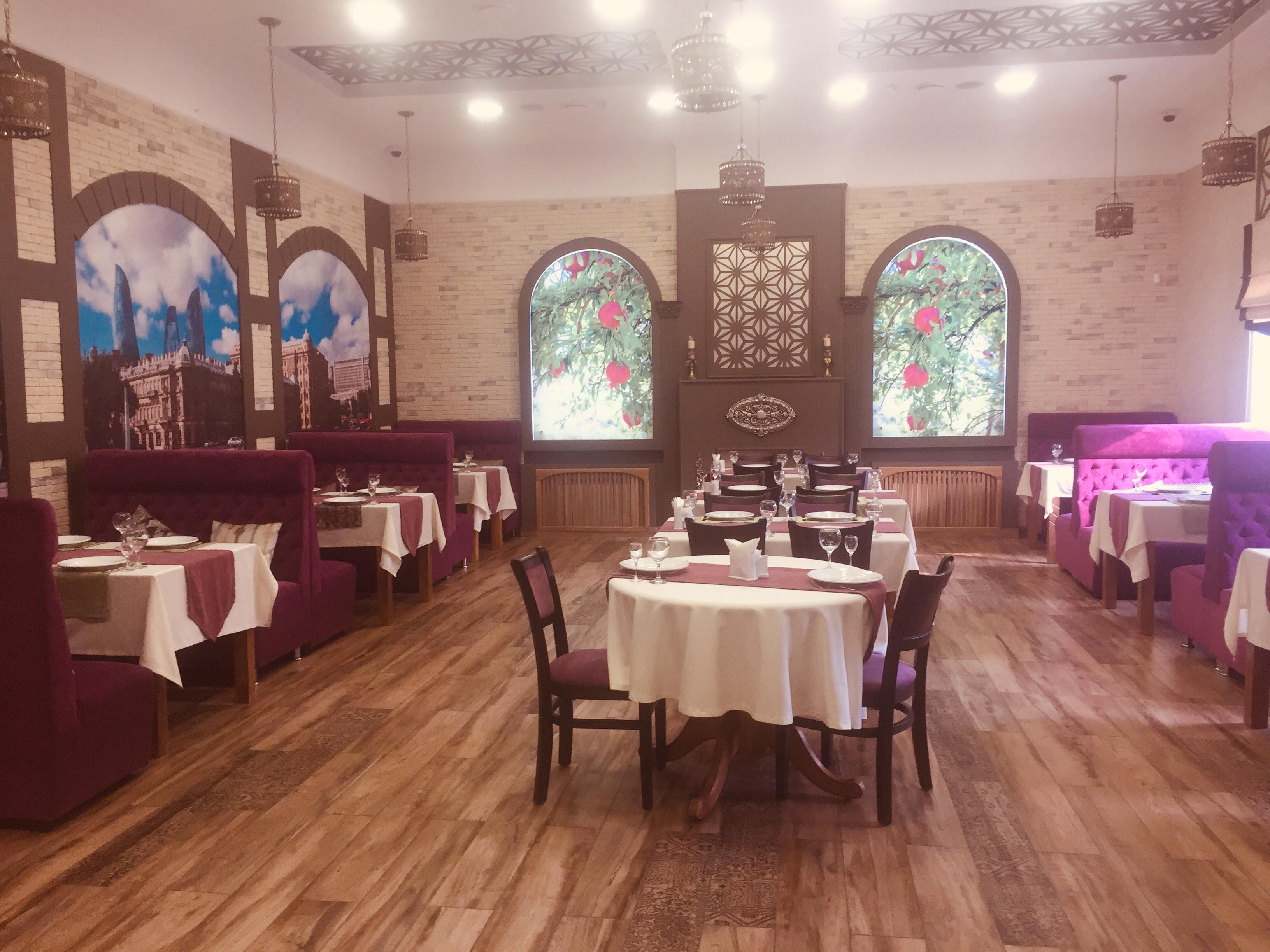 Бакинский дворик в Хабаровске