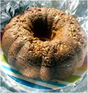 Southern Praline Rum Cake