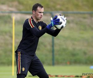 """Jens Teunckens zat op de bank tegen San Marino: """"Eens zien waar ik sta ten opzichte van Courtois"""""""