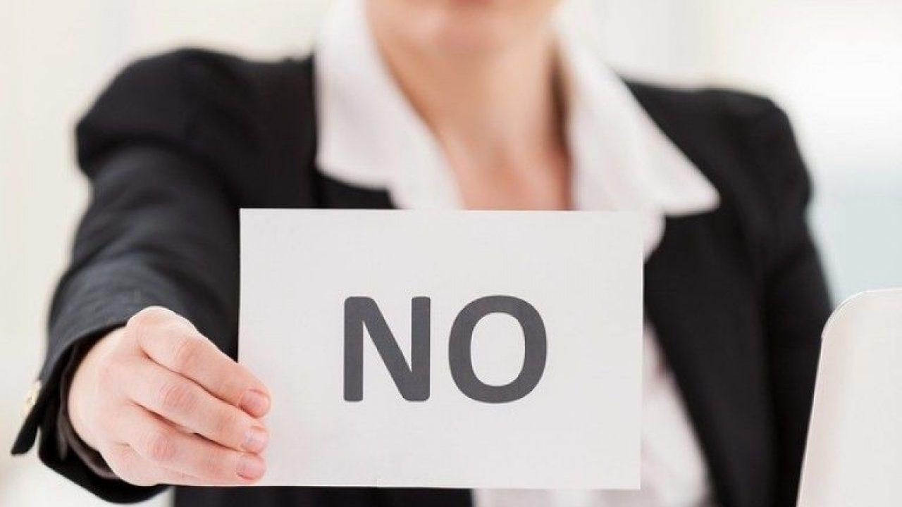 """La importancia de saber decir """"No"""" - Gabinet Psicològic Mataró"""