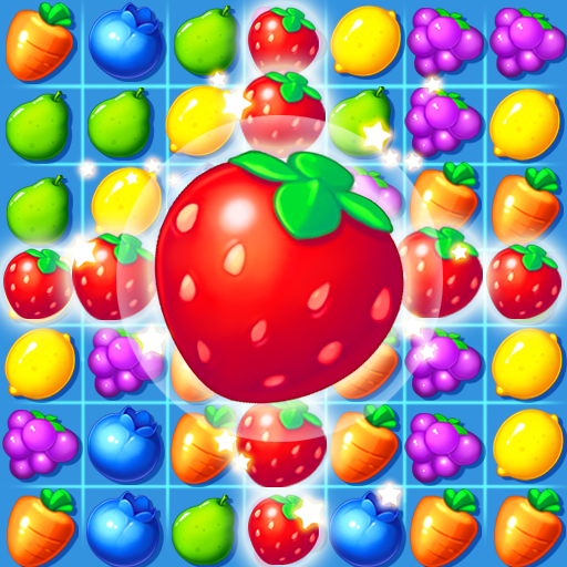 Fruit Harvest Funny Match 3 Android APK Download Free By Abilix