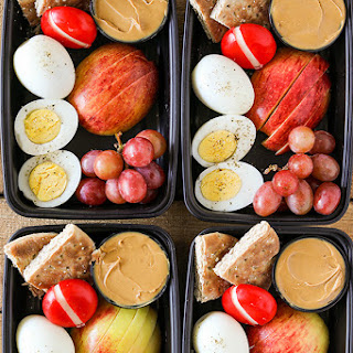 DIY Starbucks Protein Bistro Box.