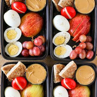 DIY Starbucks Protein Bistro Box.