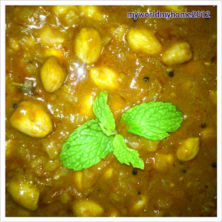 Peanut Spicy Curry