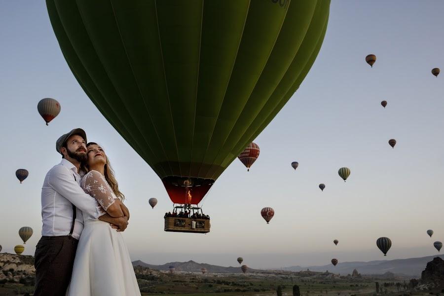 Wedding photographer Ufuk Sarışen (ufuksarisen). Photo of 09.04.2019