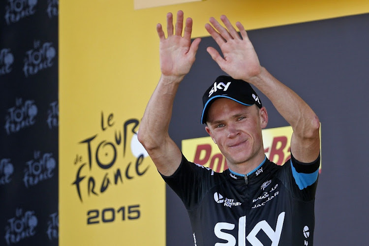 Chris Froome. Picture: REUTERS/BENOIT TESSIER