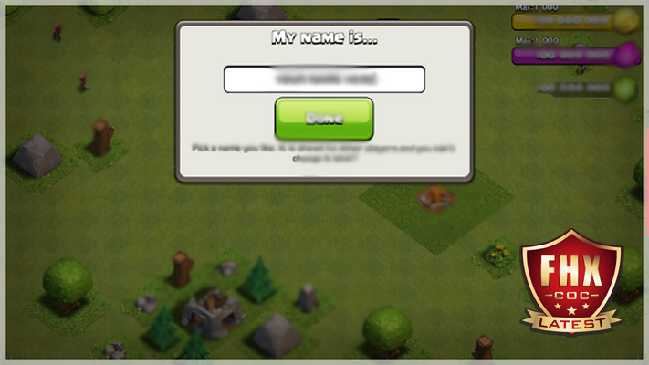 Screenshots of New Server FHX COC TH11 for iPhone