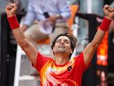 David Ferrer boekt in zijn laatste toernooi nog fraaie zege