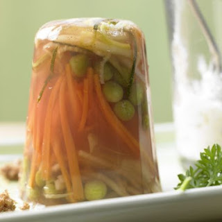 Baby Vegetable Aspic
