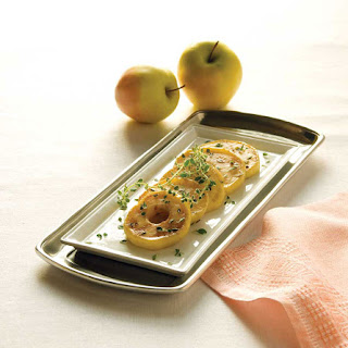 Pan-Fried Apples with Thyme