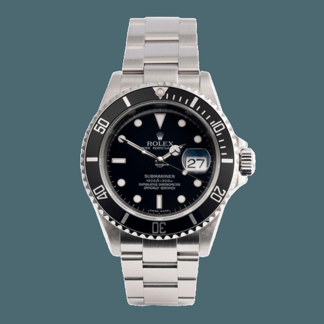 Dive watch style - Rolex Submariner 16610