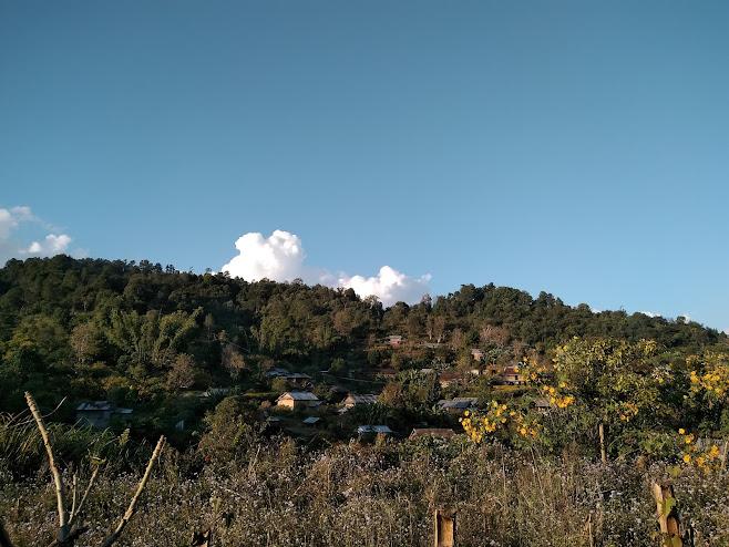 人口400人の小さな村