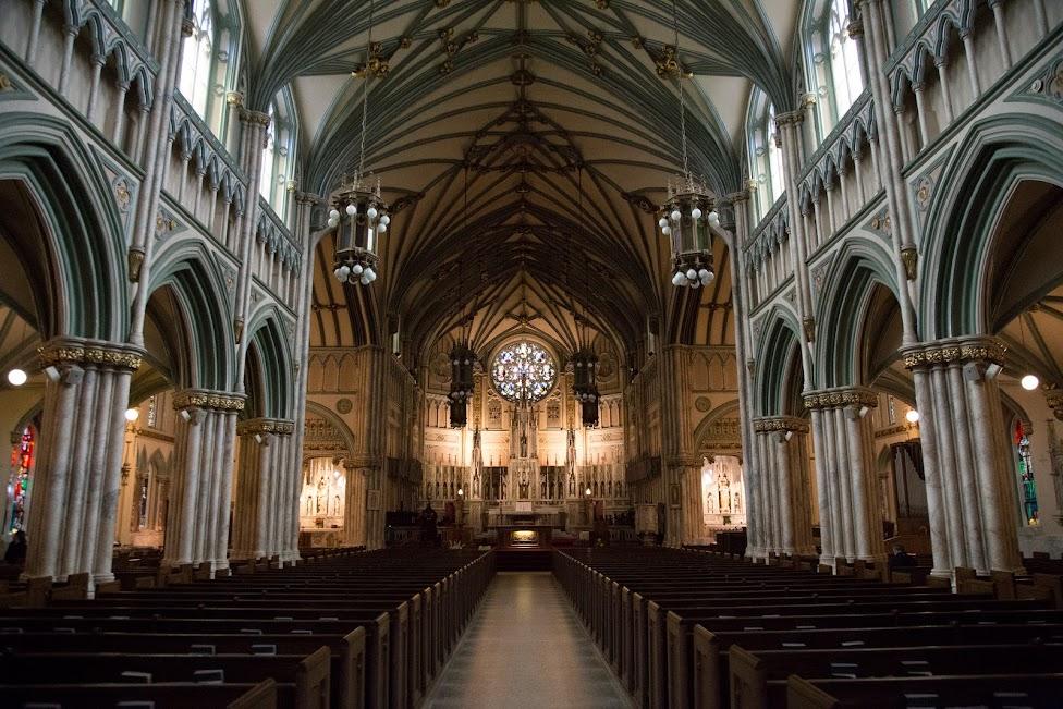 Charlottetown, Wyspa Księcia Edwarda, Bazylika św. Dunstana