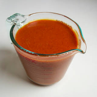 Mild Buffalo Wing Sauce.