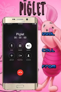 call from piglet the best - náhled