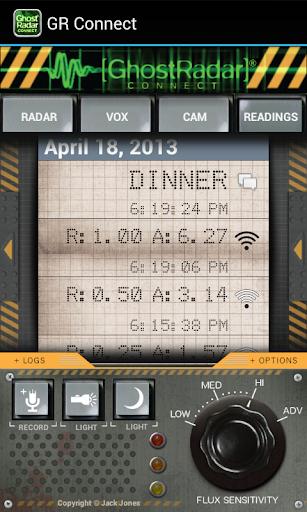 Screenshot for Ghost Radar®: CONNECT in Hong Kong Play Store