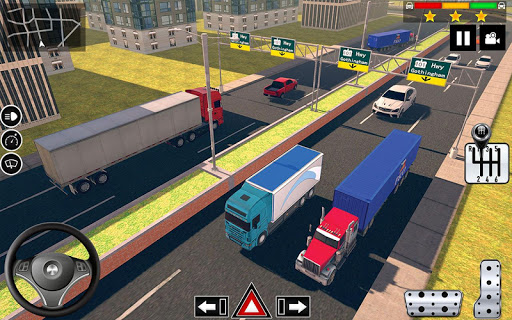 Cargo Delivery Truck Parking Simulator Games 2020 1.11 screenshots 8