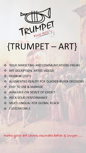 Trumpet for Fine Arts