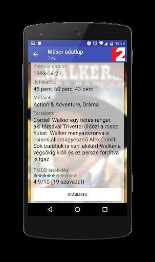 Tv Mu0171sor 4.6 screenshots 5
