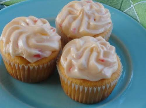 "Watermelon Cupcakes ""I made them and they were a hit, hit, hit!..."