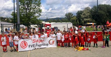 Photo: Bambini Teams Jugendcup 2014