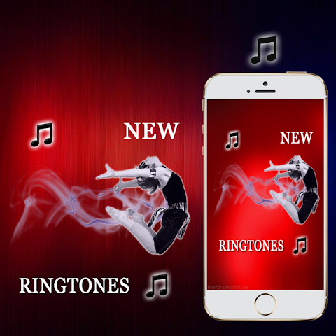 android New Ringtones 2016 Screenshot 1