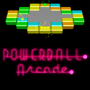Powerball Arcade (3D Arkanoid)