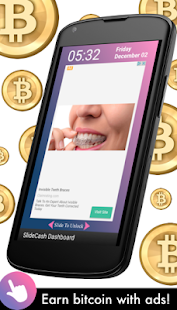 SlideCoin - Earn Bitcoin (Earn Money)- screenshot thumbnail
