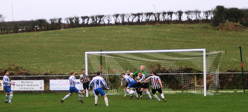 Photo: 27/12/11 v Holyhead Hotspur (Welsh Alliance League Div 1) 1-2 - contributed by Mike Latham