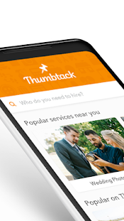 Thumbtack- screenshot thumbnail
