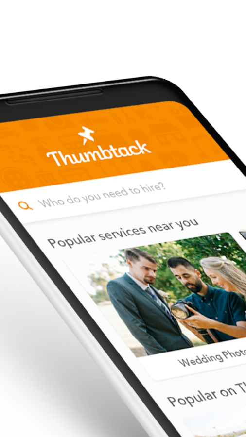 Thumbtack- screenshot