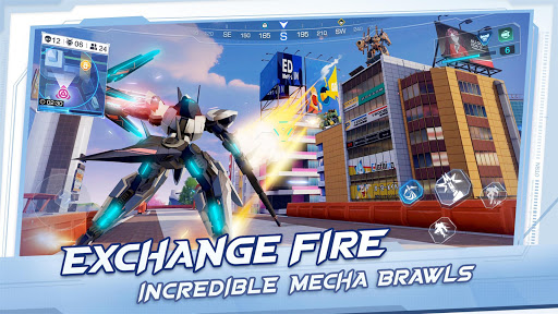 Super Mecha Champions Apk 2
