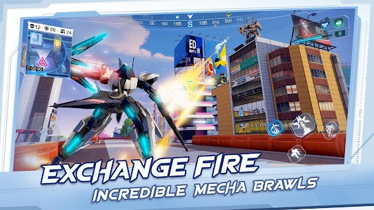 Super Mecha Champions Apk Download For Android and Iphone 2
