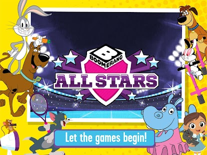 Boomerang All-Stars: Tom and Jerry Sports Screenshot