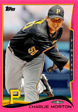 Photo: 2014 Topps Pink 21/50