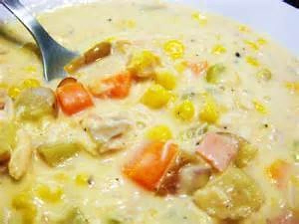 Chicken Chowder Recipe