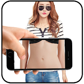 Girl Body Scanner Prank App