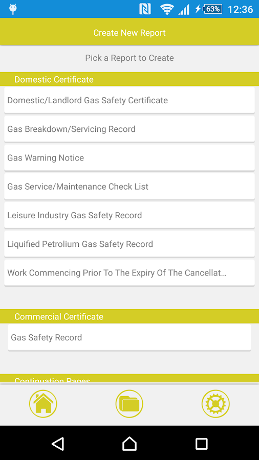 Gas Checker- screenshot