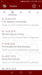 Partyalarm Screenshot