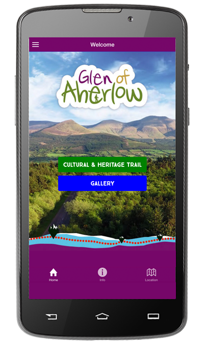 Glen of Aherlow App- screenshot