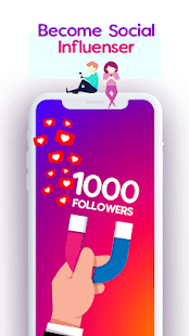 App Get More Followers & Instant Likes using Posts APK for Windows Phone