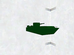 My first boat Tank