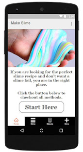 How to make slime app report on mobile action screenshot for how to make slime in new zealand play store ccuart Gallery