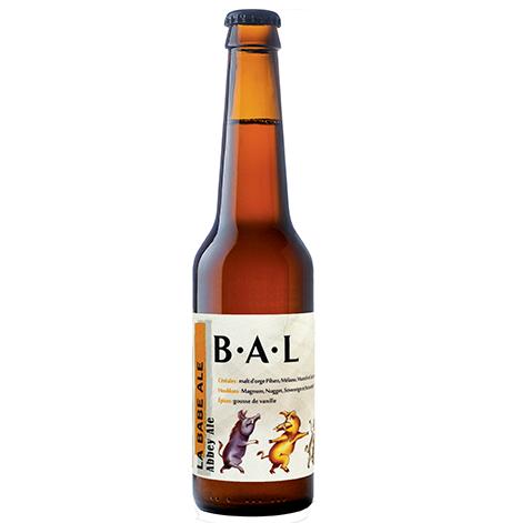 Babe Ale - Brasserie du luberon BAL