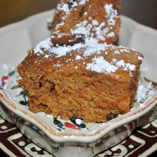 Carrot and Banana Snacking Cake