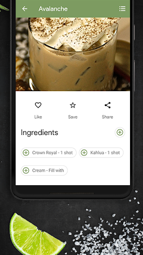 Recipes Home screenshot 5