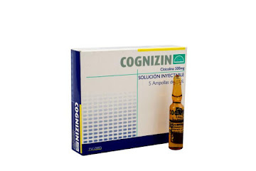 Solo Online Cognizin Iny 2 Ml   Ampolla 5 Ml