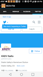 KKDV Mobile Music- screenshot thumbnail