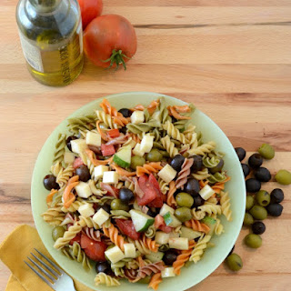 Pasta Salad for a Party